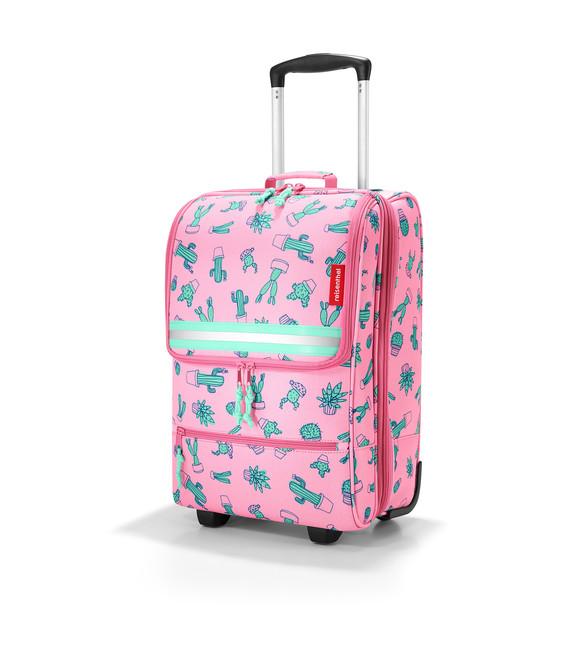 9f887fad17304 detský kufor reisenthel trolley XS cactus pink- ORIGINALREISENTHEL.SK