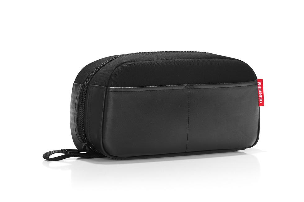 kozmetická taška reisenthel travelcase canvas black