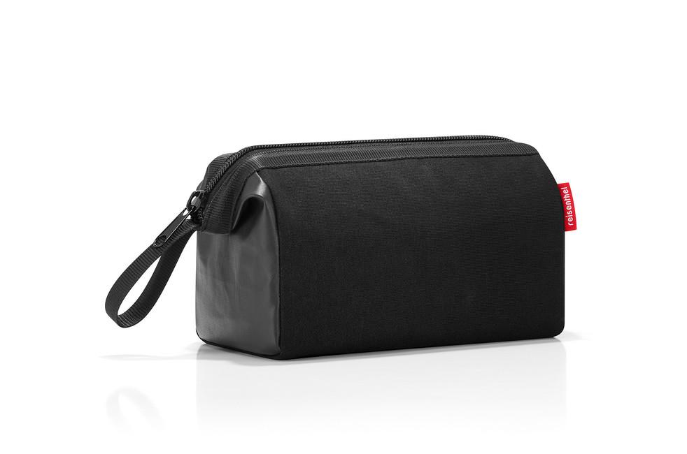 kozmetická taška reisenthel travelcosmetic canvas black