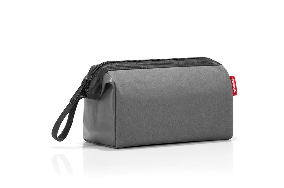 kozmetická taška reisenthel travelcosmetic canvas grey