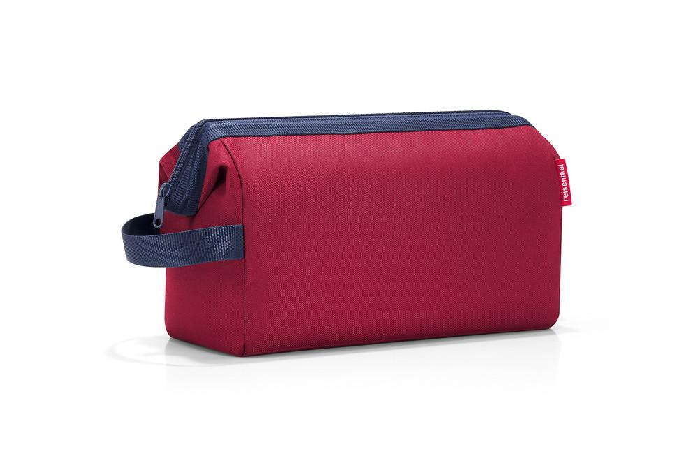 kozmetická taška reisenthel travelcosmetic XL dark ruby