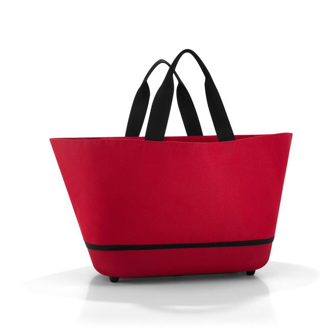 0c3d4756d nákupný košík reisenthel shoppingbasket red - ORIGINALREISENTHEL.SK