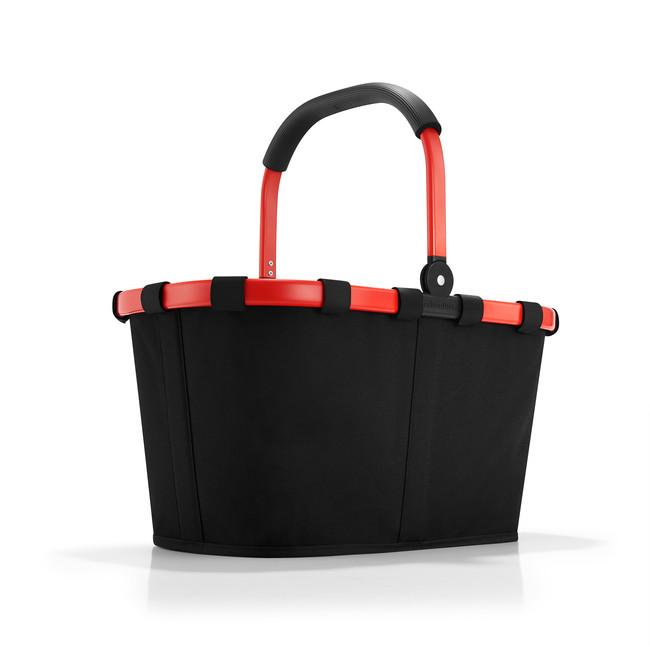 5909d5ca0 nákupný košík reisenthel carrybag frame red/black ...