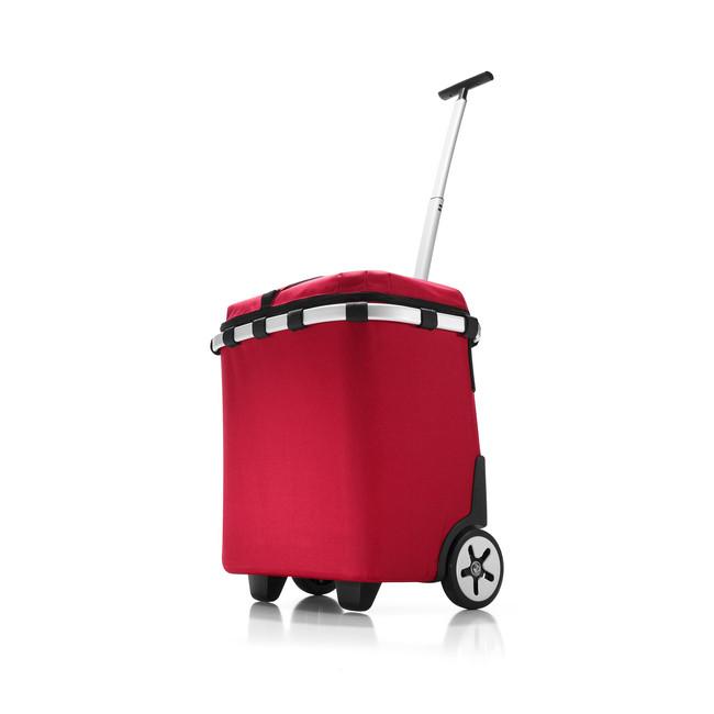 2b189f536 nákupný vozík reisenthel carrycruiser iso red - ORIGINALREISENTHEL.SK