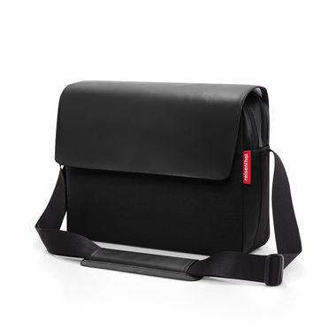 business taška reisenthel courierbag 2 canvas black
