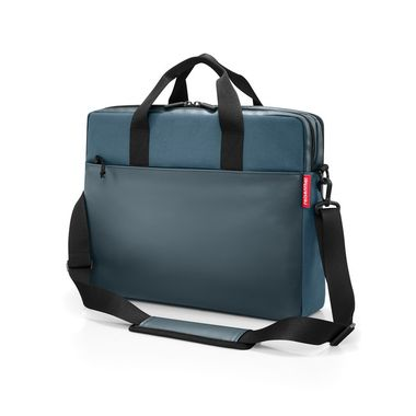 business taška reisenthel workbag canvas blue