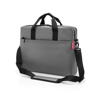 business taška reisenthel workbag canvas grey