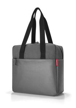 cestovná taška reisenthel performer canvas grey
