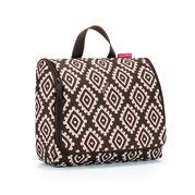 ea0ce062a8 kozmetická taška reisenthel toiletbag XL diamonds mocha