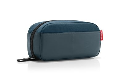 kozmetická taška reisenthel travelcase canvas blue