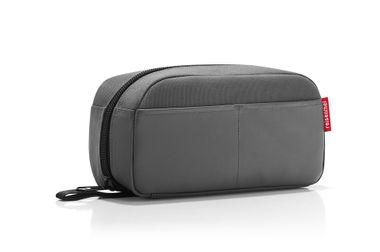 kozmetická taška reisenthel travelcase canvas grey