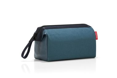 kozmetická taška reisenthel travelcosmetic canvas blue