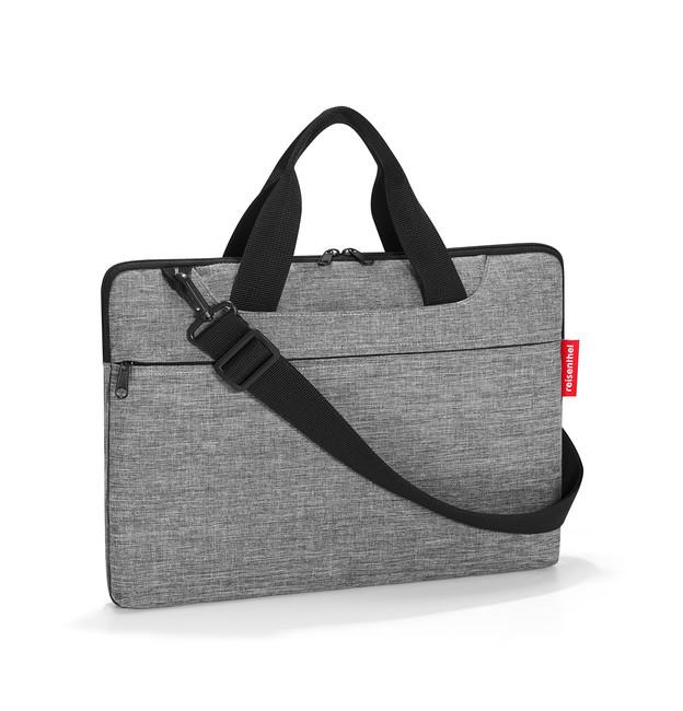 taška na notebook reisenthel netbookbag twist silver