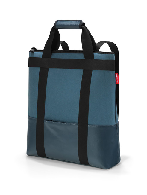 3856c4e0a taška reisenthel daypack canvas blue - ORIGINALREISENTHEL.SK